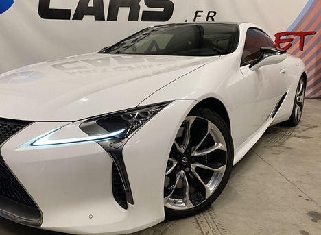 LC500H